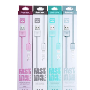 สายชาร์จ Remax Fast Data cable iphone