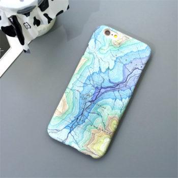 เคสไอโฟน Map Marble