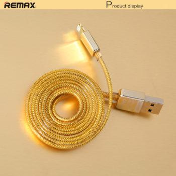สายชาร์จ Remax Gold iphone