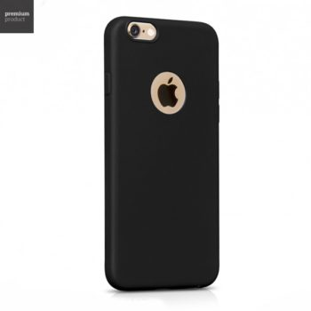 iphone Case TPU Black Color